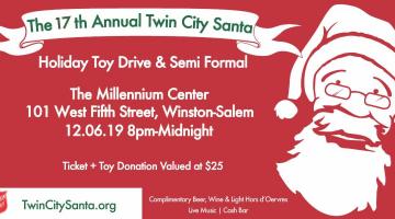 Twin City Santa