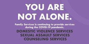 COVID-19 Domestic Violence and Sexual Assault Website and Hotline