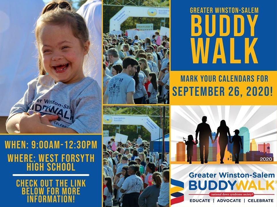 Buddy Walk 2020