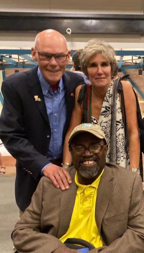 Trellis Award - James Carville and Mary Matilan